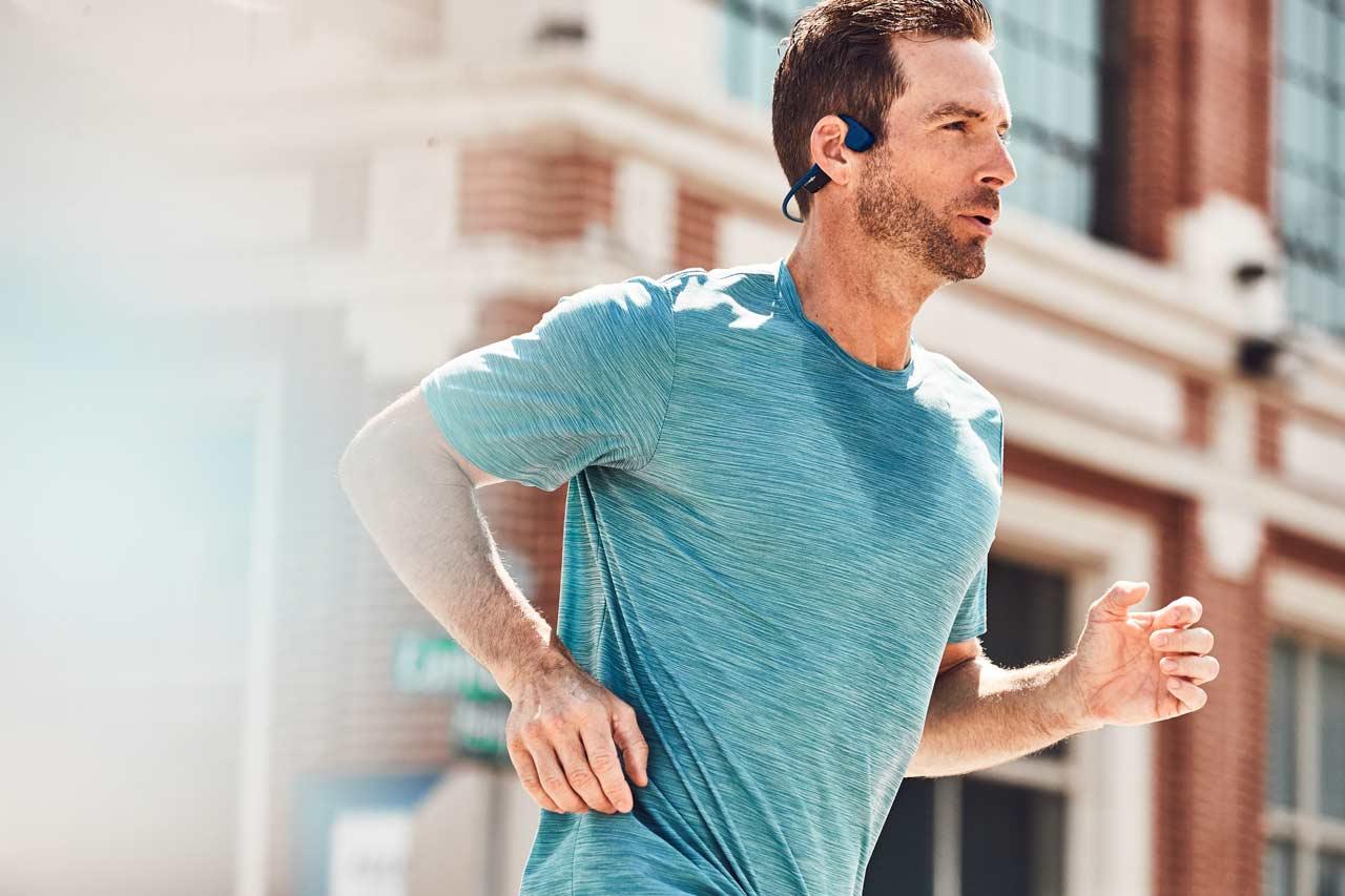 Najbezpieczniejsze słuchawki do biegania