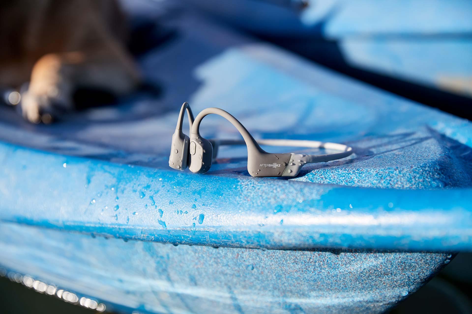 Aeropex - słuchawki, w których można pływać